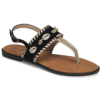 Sapatos Mulher Sandálias Moony Mood MARISE Preto