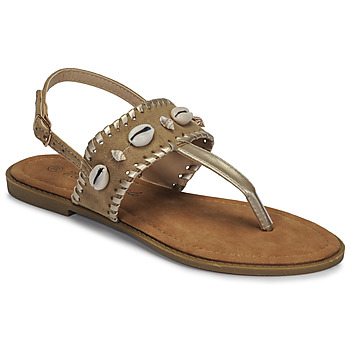 Sapatos Mulher Sandálias Moony Mood MARISE Bege