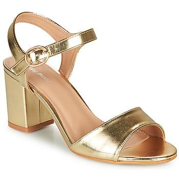 Sapatos Mulher Sandálias Moony Mood MEGANE Ouro