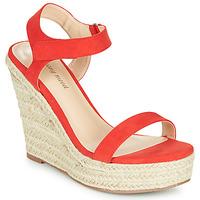 Sapatos Mulher Sandálias Moony Mood MARLEINE Vermelho