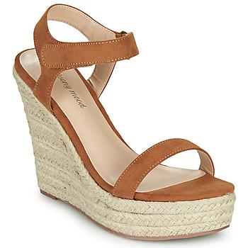 Sapatos Mulher Sandálias Moony Mood MARLEINE Camel