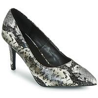 Sapatos Mulher Escarpim Moony Mood MADRINA Branco