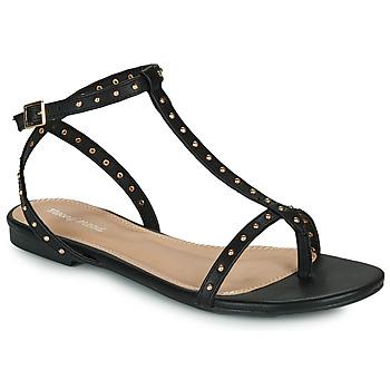 Sapatos Mulher Sandálias Moony Mood MARIELLE Preto
