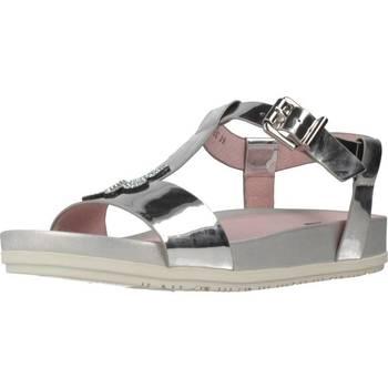 Sapatos Mulher Sandálias Stonefly 110385 Silver