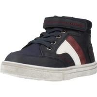 Sapatos Rapaz Botas baixas Chicco 1062372 Azul