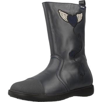 Sapatos Rapariga Botas baixas Garvalin 191623 Azul