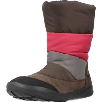 Sapatos Rapariga Botas de neve Camper TWS KIDS Marron