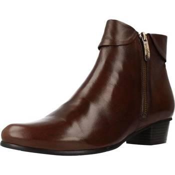Sapatos Mulher Botins Regarde Le Ciel STEFANY03141 Marron