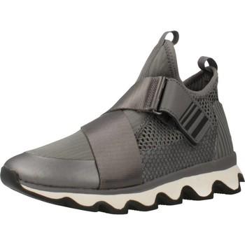 Sapatos Mulher Sapatilhas de cano-alto Sorel KINETIC SNEAK Silver