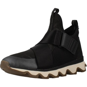 Sapatos Mulher Sapatilhas de cano-alto Sorel KINETIC SNEAK Preto