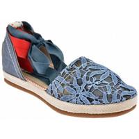 Sapatos Mulher Alpargatas O-joo  Azul