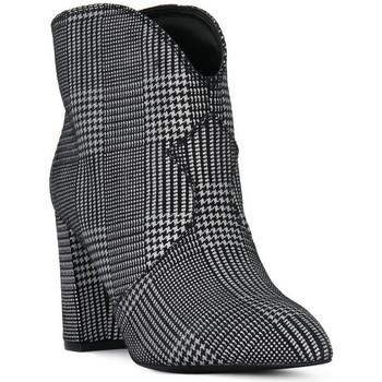 Sapatos Mulher Botins Café Noir CAFE ' NOIR TRONCHETTO Nero