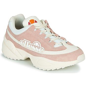Sapatos Mulher Sapatilhas Ellesse SPARTA SUED AF Rosa