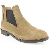 Sapatos Mulher Botins Wilano L Boot Lady Taupe