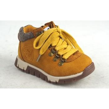Sapatos Rapaz Botas baixas Katini 16763 KAK marrón