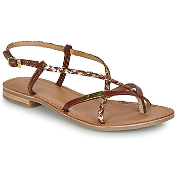 Sapatos Mulher Sandálias Les Tropéziennes par M Belarbi MONATRES Dourado