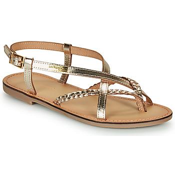 Sapatos Mulher Sandálias Les Tropéziennes par M Belarbi CHOU Dourado