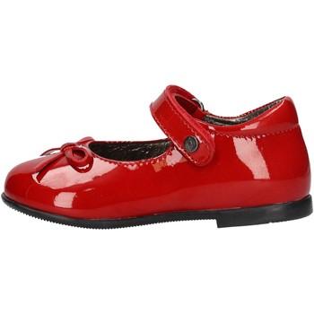 Sapatos Rapariga Sapatilhas Naturino - Ballerina rosso BALLET ROSSO