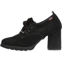 Sapatos Mulher Sapatos CallagHan - Derby nero 25700 NERO