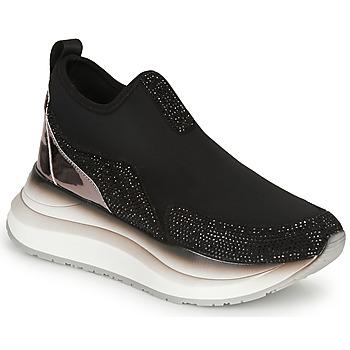 Sapatos Mulher Sapatilhas Café Noir MATELO Preto