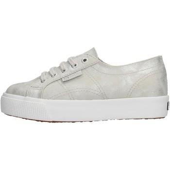 Sapatos Rapaz Sapatilhas Superga - Sneaker argento S00FPE0 2730 972 ARGENTO
