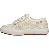 Sapatos Rapariga Sapatilhas Superga - Sneaker beige S00FM10 2750 936 BEIGE