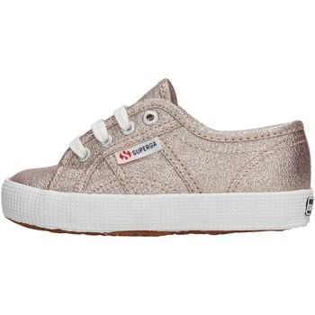 Sapatos Rapariga Sapatilhas Superga - Sneaker rosa S00CCN0 2750 941 PLATINO