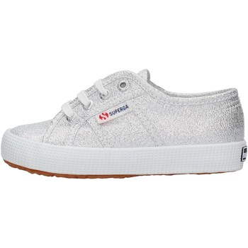 Sapatos Rapaz Sapatilhas Superga - Sneaker argento S00CCN0 2750 031 ARGENTO