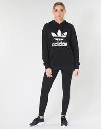 Textil Mulher Collants adidas Originals 3 STR TIGHT Preto