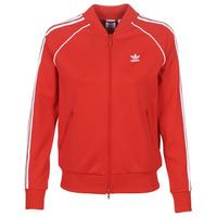 Textil Mulher Casacos fato de treino adidas Originals SS TT Vermelho