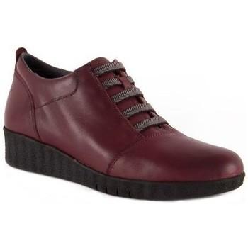 Sapatos Mulher Sapatos Cbp - Conbuenpie Zapato de salon de mujer de piel by Chamby Otros