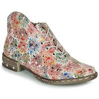 Sapatos Mulher Botas baixas Rieker LOKTOS Multicolor