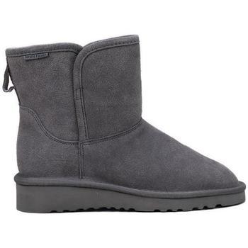 Sapatos Mulher Botas de neve Sandra Fontan TELMA Cinza