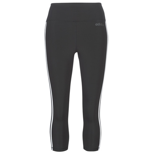 Textil Mulher Collants adidas Performance D2M 3S 34 TIG Preto
