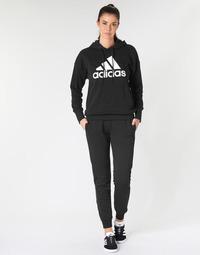 Textil Mulher Calças de treino adidas Performance E LIN PANT Preto