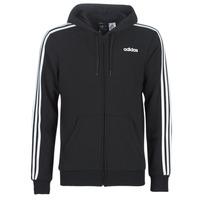Textil Homem Sweats adidas Performance E 3S FZ FT Preto