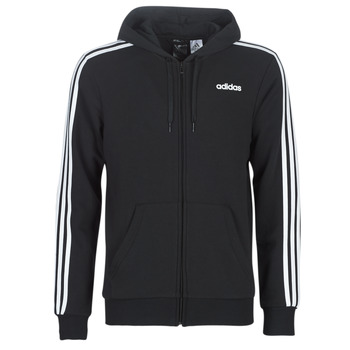 Textil Homem Sweats adidas Performance E 3S FZ FT Preto