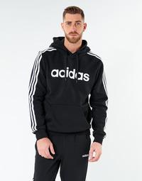 Textil Homem Sweats adidas Performance E 3S PO FL Preto