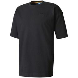 Textil Homem T-Shirt mangas curtas adidas Originals Shadow Tones Tee Preto