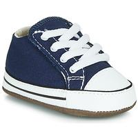 Sapatos Criança Sapatilhas de cano-alto Converse CHUCK TAYLOR FIRST STAR CANVAS HI Azul