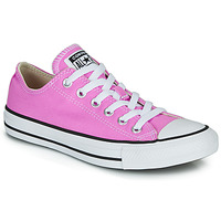 Sapatos Mulher Sapatilhas Converse Chuck Taylor All Star Seasonal Color Rosa