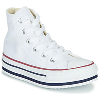 Sapatos Rapariga Sapatilhas de cano-alto Converse CHUCK TAYLOR ALL STAR PLATFORM EVA EVERYDAY EASE Branco