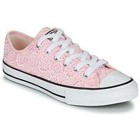 Sapatos Criança Sapatilhas Converse CHUCK TAYLOR ALL STAR DAISY CROCHET Rosa