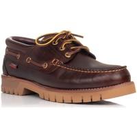 Sapatos Sapato de vela CallagHan 12500 Castanho