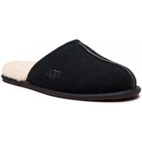 Sapatos Homem Chinelos UGG SCUFF Noir