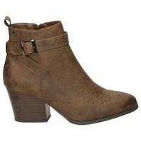 Sapatos Mulher Botins MTNG Botins  57994 moda jovem marron Marron