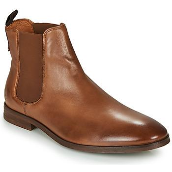 Sapatos Homem Botas baixas Kost CONNOR 40 Camel