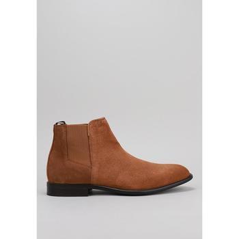 Sapatos Homem Botas baixas Rt By Roberto Torretta LE MARAIS Castanho