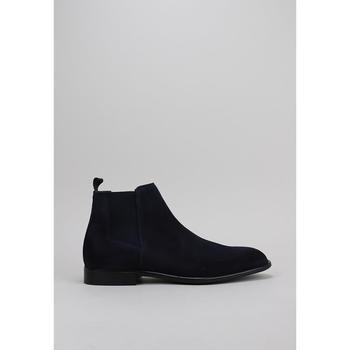 Sapatos Homem Botas baixas Rt By Roberto Torretta LE MARAIS Azul
