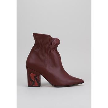 Sapatos Mulher Botins Rt By Roberto Torretta SANDRA Vermelho